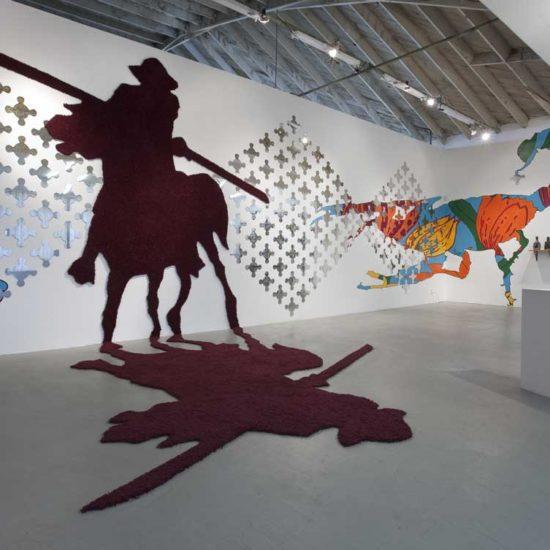 Shag Quixote - Ismael de Anda III