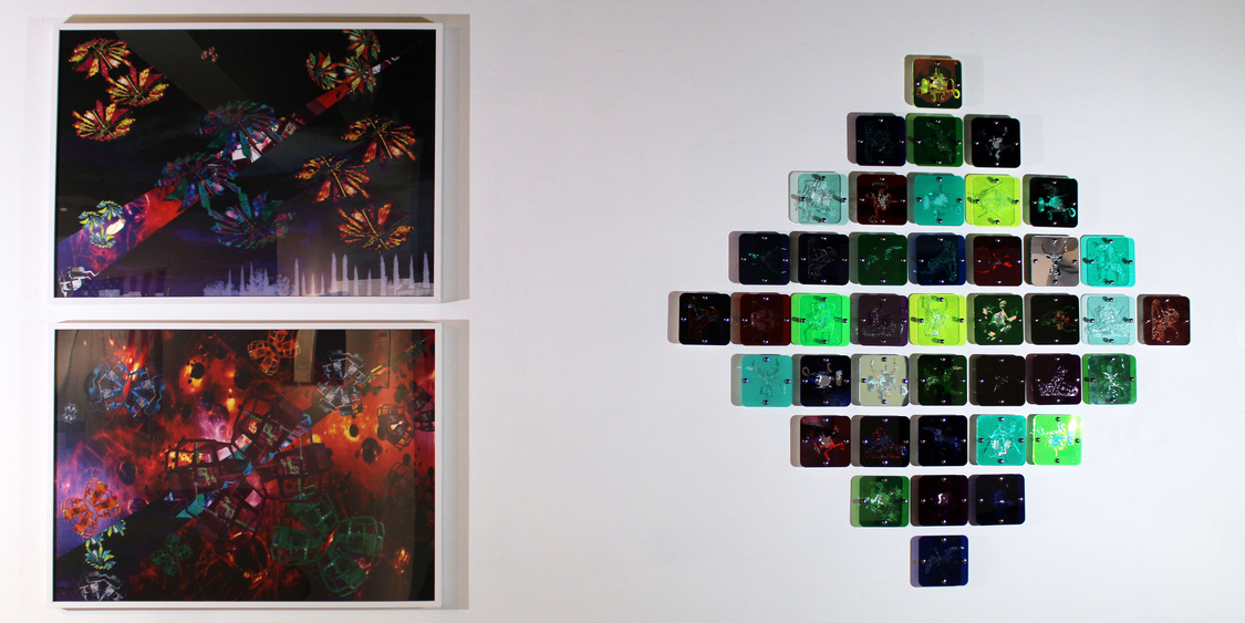 Somewhere in Between, Kellogg Art Gallery, Cal State Poly Pomona, Pomona, CA.