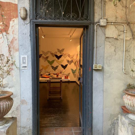 2.Neo-Quechquémitl_AOC F58 Galleria Bruno Lisi_Rome_de Anda