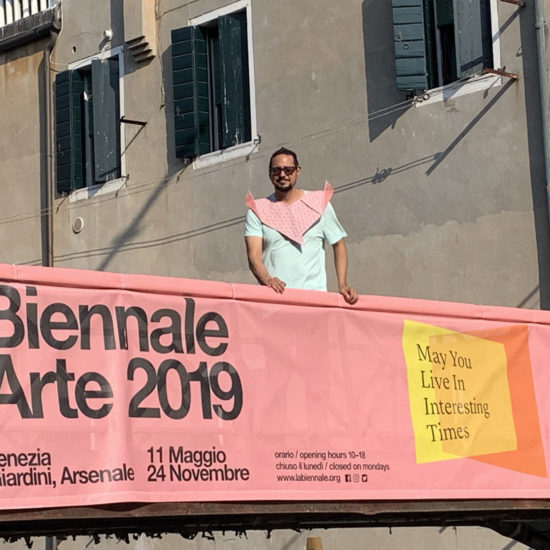 28.Neo-Quechquémitl_Arsenale-58th-Venice-Biennale_de-Anda